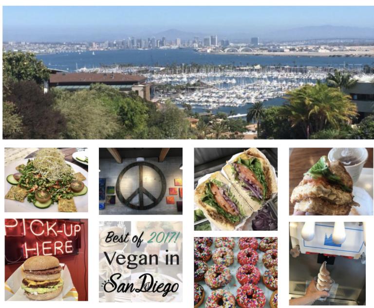 Best of San Diego Vegan Food Tour